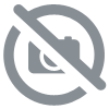 SC-UPC/LC-UPC duplex HD multi OM5 50/125 Fiber patch cable lime green - 5 m